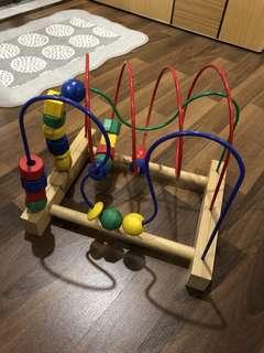 IKEA Bead Maze