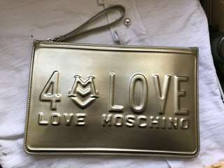 Love Moschion Clutch