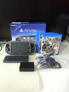 PLAYSTATION VITA SLIM PCH-2006 WI-FI (Black)