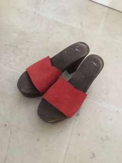 Stevens madden heels
