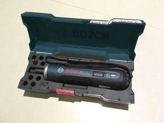 全新Bosch USB差電電批