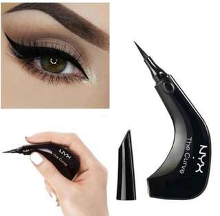 💄 NYX The Curve Eyeliner