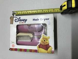 Hair dryer winnie the pooh