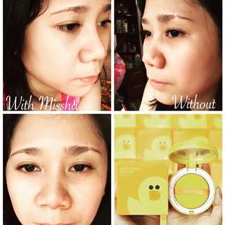 Missha Magic Cushion (Buy 1 and get a free refill)