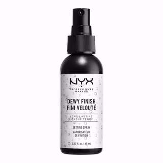✨ INSTOCK SALE: NYX COSMETIC MAKEUP SETTING SPRAY - MATTE / DEWY