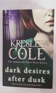 Dark Desire After Dusk by Kersley Cole