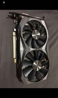 Zotac 1070ti and 1080