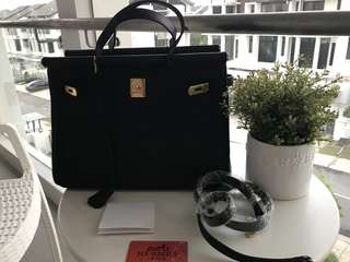 NBU Hermes handbag with strap (not authentic)