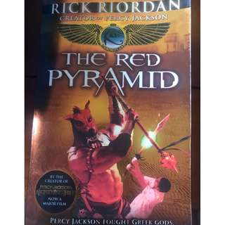 🚚 Percy Jackson and the Red Pyramid