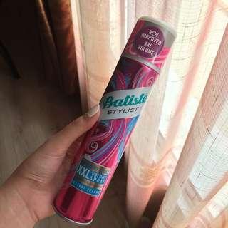 Batiste dry shampoo 200ml(XXL VOLUME)