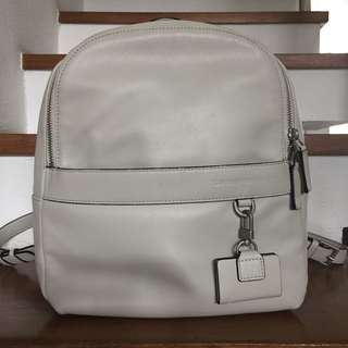 Samsonite Red Agatte Mini Backpack- Ivory