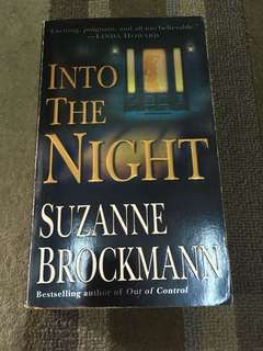 Into The Night, Suzanne Brockmann
