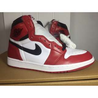 Air Jordan 1 AJ1 OG芝加哥