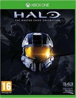 Halo Masterchief XBOX ONE Game