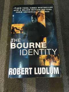 The Bourne Identity, Robert Ludlum