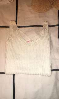 Knit summer top