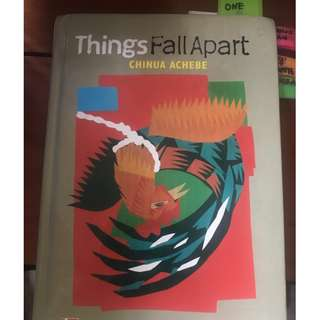 🚚 Things Fall Apart Annotated Text