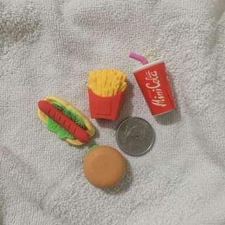 Miniature Food Eraser Part 2