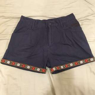 🚚 日本帶回民俗風可愛短褲🎎🏮
