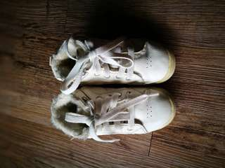 Infant 24 - Zara Baby White Shoes