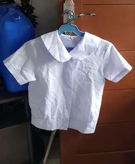 3 School Uniform Blouses for 300