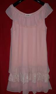 PE:TITE LACY DRESS SALE!