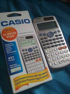 Calculator scientific CASIO FX-991ID PLUS