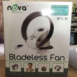 無葉風扇nova bladeless fan