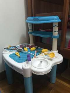 Doctor's Set ( Table )