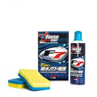 Soft 99 / Soft99 Fusso Coat F7 - For All Colour Vehicles ( Original Soft99 Mada In JAPAN )