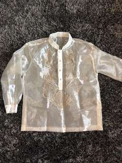 Pre-Loved Barong for Kid