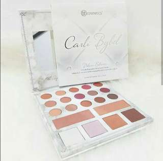 BH COSMETICS CARLI BYBEL 21 / COLOR EYESHADOW & HIGHLIGHTER