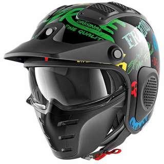 Shark X-Drak Helmet (Freestyle cup)