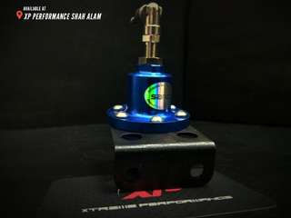 Fuel pressure Regulator SARD adjustable fitment Blue color