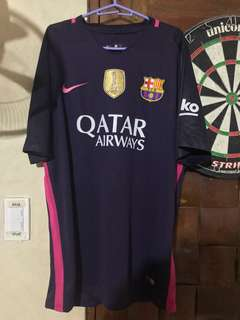 Nike FC Barcelona Luis Suarez Football jersey Size XXL