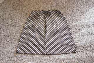 Rok stripe / stripe skirt