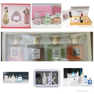 💯Authentic Gift Set Perfumes