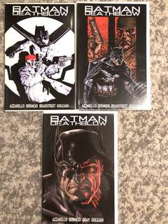 Batman/Deathblow