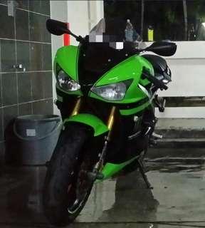 Class 2 Sports Bike Kawasaki Ninja ZX636R