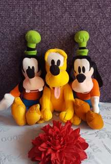 Goofy and Pluto 💖