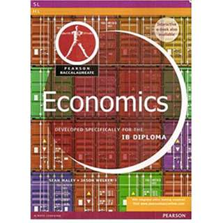 IB Economics (for Diploma Programme, by Pearson