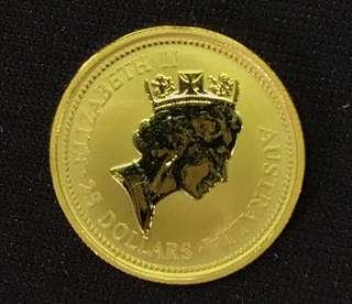 Australia (999 Gold) - 1/4 Ounce Gold Coin ❤️❤️