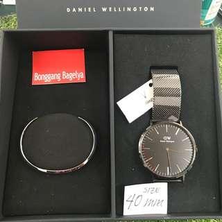 Authentic DW Watch Set size 40mm