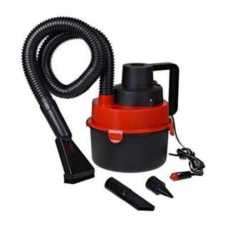 Wet and Dry Portable Car Vacuum Cleaner