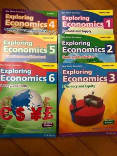 DSE Econ Textbook教科書 1-6