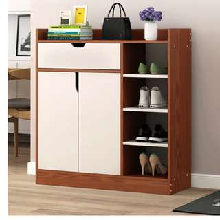 Cabinet with Shoe Rack #1