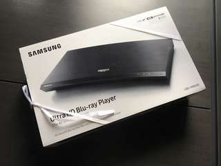 Samaung M8500 4K blu-ray player