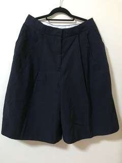 Pre-loved COS Pleated Culllotes