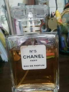 Parfum Chanel no5 ORI SINGAPURE