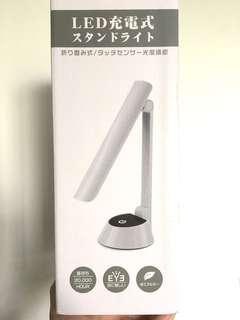 可摺式無線枱燈